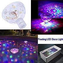 Swimming Pool Underwater LED Disco AquaGlow Light Show Hot Tub Spa Lamp