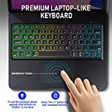 Touchpad Keyboard Case for iPad Pro 12.9 2020 4th