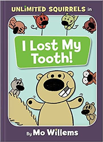 Image result for i lost my tooth mo willems amazon