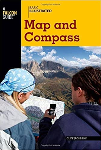 Basic Illustrated Map and Compass (Basic Illustrated Series) by Jacobson, Cliff, Levin, Lon (April 15, 2008)