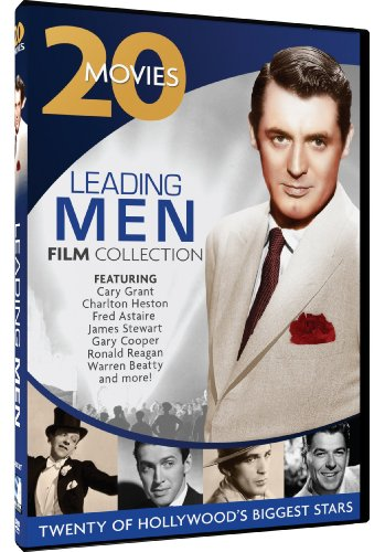 Leading Men Film Collection - 20 Movie Set by Mill Creek Entertainment