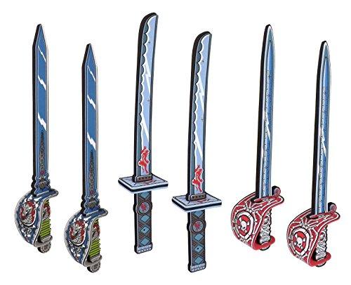 Samurai Warrior Pirate Swords Large