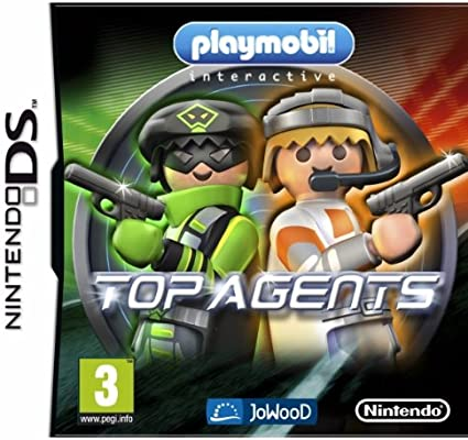 Nordic Games Playmobil Top Agents, NDS - Juego (NDS ...