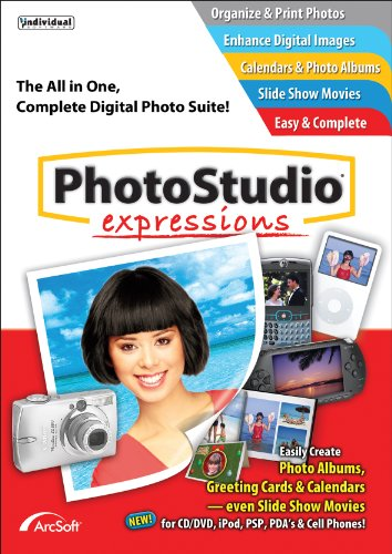 PhotoStudio Expressions 2 [Download] by Individual Software