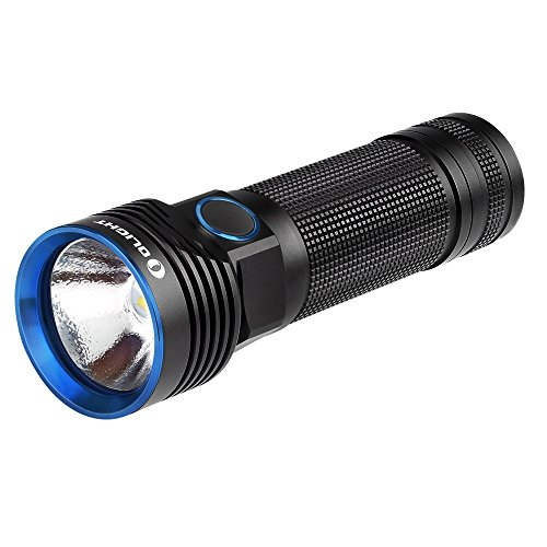 Olight R50 PRO Seeker LE Kit 3200 Lumens Cree XHP70 LED Variable-output Rechargeable Side Switch LED Flashlight (Law Enforcement Kit) by SKYBEN (Image #2)