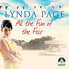 All the Fun of the Fair Audiobook by Lynda Page Narrated by Becky Hindley