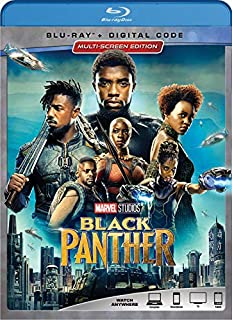 Black Panther [Blu-ray] (Bilingual) (B079F9D91N) | Amazon Products