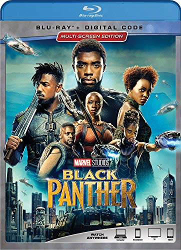 BLACK PANTHER [Blu-ray]