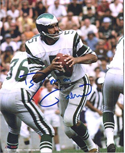 c0b4dca505e Roman Gabriel Autographed/Signed Philadelphia Eagles 8x10 Photo at ...