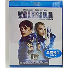 Valerian And The City Of A Thousand Planets (Region A Blu-ray) (Hong Kong Version) 星際特工: 千星之城