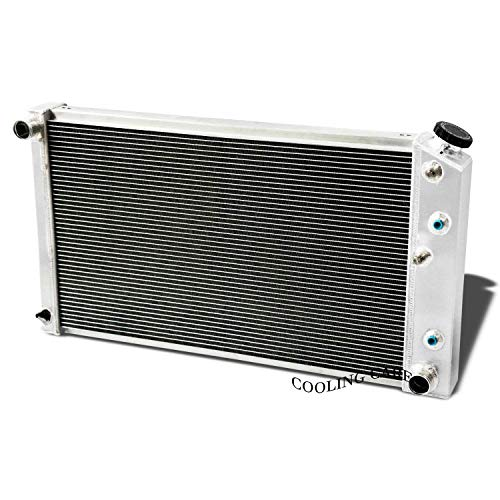Cooling Care 3 Row Aluminum Radiator for 1975-80 Chevy Buick Oldsmobile Multiple Models, 34