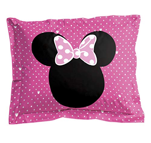 Jay Franco Disney Minnie Mouse XOXO 5 Piece Twin Bed Set Includes Comforter /& Sheet Set Official Disney Product Super Soft Fade Resistant Polyester