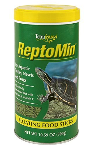 Tetra ReptoMin Floating Food Sticks, 10.59 oz [2-Pack]