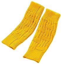 New Hot Women Half Fingers Fingerless Gloves Wool Knitting Warm Gloves
