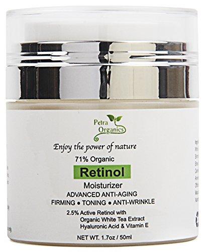Petra Organics Retinol Cream Face
