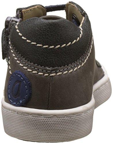 Aster Baby Jungen Sirian Sneaker Grau (Dunkelgrau)