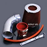 Red 1992-1999 Toyota Paseo 1.5 1.5l RAM Air Intake Kit Systems