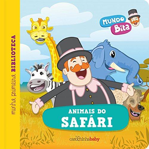 Mundo Bita Animais Safári Biblioteca