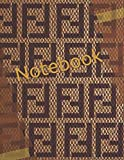 Notebook:  Makes a wonderful daily notebook to