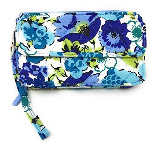 【はこぽす対応商品】 Vera Bradley Blooms Blueberry ACCESSORY レディース One B07B3GDS7X One Size|Blueberry Blooms With Blue Interiors Blueberry Blooms With Blue Interiors One Size, 家庭日用品のアスベル:a7428b00 --- efichas.com.br