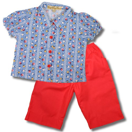"Baby Girls ""BECKY"" Playwear Outfit"