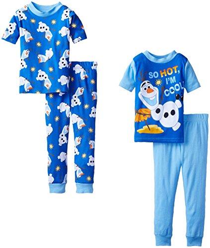 Disney Little Frozen Piece Pajama
