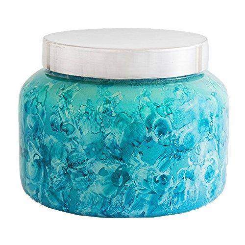 Capri Blue Capri Blue 48 Oz Watercolor Collection Jumbo Jar Candlemintvolcano, 12 - Candle Capri Jar