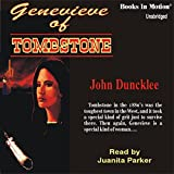 Bargain Audio Book - Genevieve of Tombstone