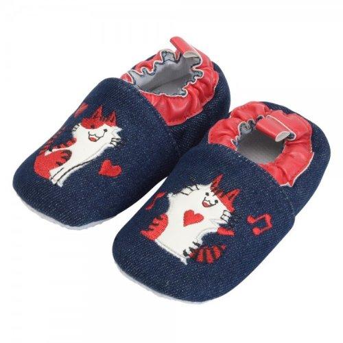 Zapatos de bebé de gatos pequeños GM