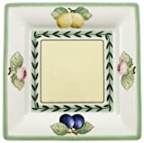 Villeroy & Boch French Garden 6-1/2-Inch Square Tea Saucer