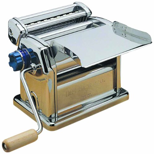 Imperia 073175 Manual Pasta Machine Imperia R220