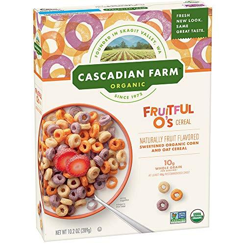 Fruitful O's Cereals - Vegan Ingredients