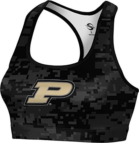 (ProSphere Purdue University Women's Sports Bra - Digital F8041 (Medium))