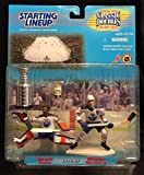 1999 NHL Starting Lineup Classic Doubles - Grant Fuhr & Wayne Gretzky - Edmonton Oilers