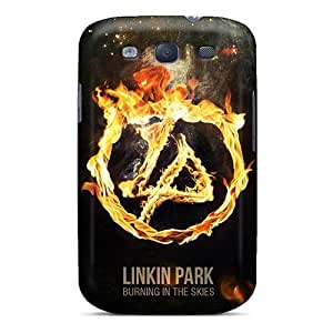 JasonPelletier Samsung Galaxy S3 Protector Hard Phone Cover Provide Private Custom High-definition Linkin Park Burning In The Skies Series [dQS4420MykN] hjbrhga1544