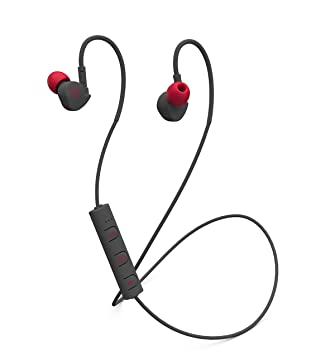 633f5cfd62c Image Unavailable. Image not available for. Colour: MIXX AUDIO | Mixx  Memory Fit Wireless Bluetooth Sports Earphones ...