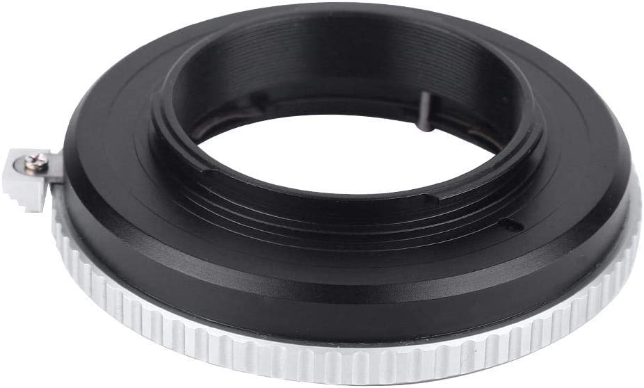Neufday Aluminum Lens Adapter Ring for Fuji X Mount Mirrorless Camera for ContaxG Installation G1 G2