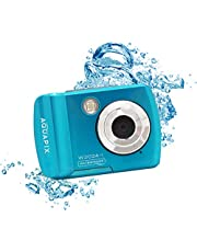 Easypix W2024-I waterdichte camera, 14 MP, Blauw