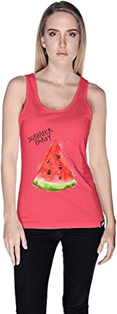Creo Summer Party Beach Tank Top For Women - M