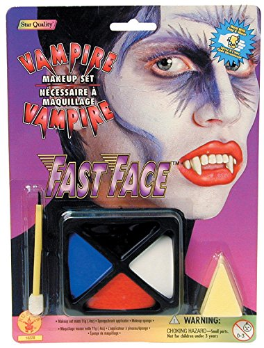 Rubie's Fast Face Make Up (Vampire Costumes Halloween City)