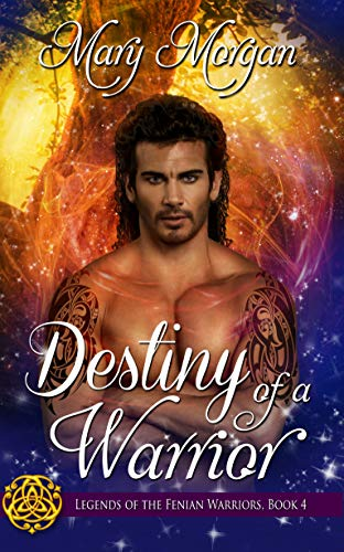 Book: Destiny of a Warrior (Legends of the Fenian Warriors Book 4) by Mary Morgan