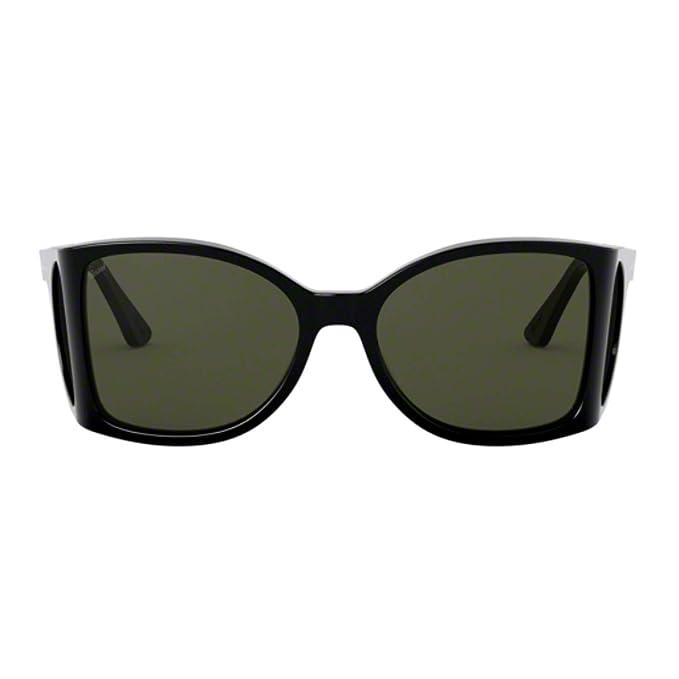 Persol 0PO0005 Gafas de sol, Black, 54 para Hombre: Amazon ...