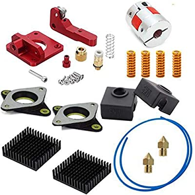 Extruder Upgraded Replacement Lead Screw Upgrade Kit for 3D Printer Creality Ender 3/Ender 3 Pro 3D Printer Accessories Parts ELINKMALL