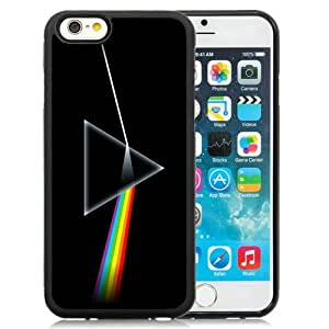 Fashionabe iPhone 6 4.7 Inch TPU Case ,Popular And Unique Designed Case With Pink Floyd The Dark Side Of The Moon Black iPhone 6 Cover Phone Case