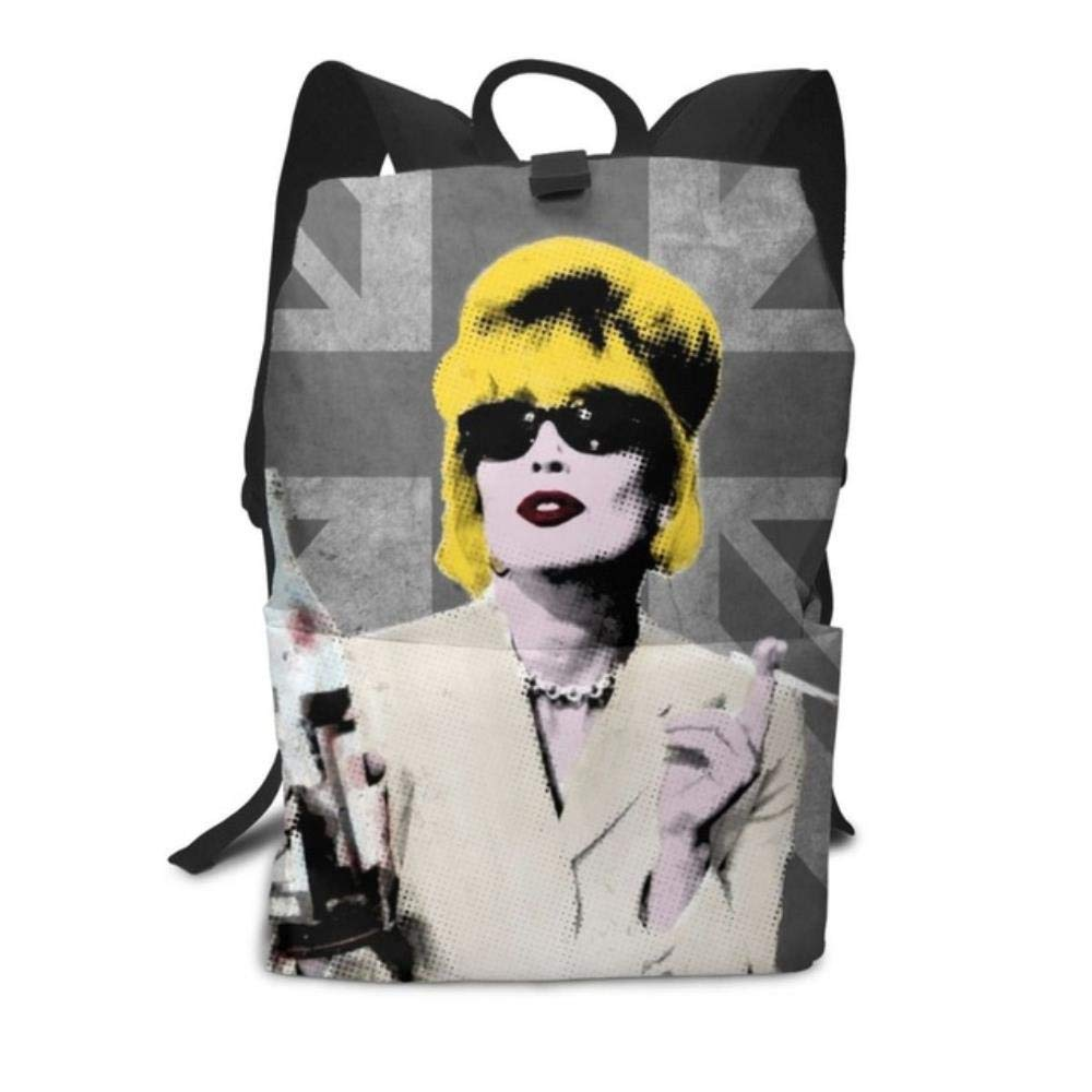 SAOJI Pop Art Mochila Pop Scully Mochilas Hombre Amelia Calavera 15 Pulgadas Mujer///Bolsa/Alta/Compras Modelo Adolescente Bolsas de Moda Multiusos