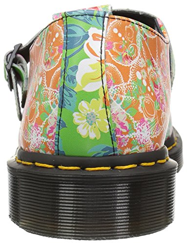 Dr. Martens Kvinna Polley Daze Mode Boot Multi Daze