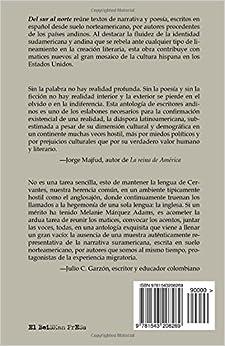 com: Del sur al norte: Narrativa y poesía de autores andinos (Letras