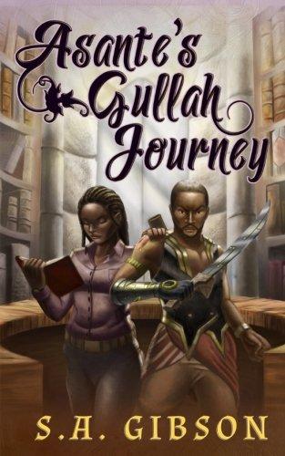 Asante's Gullah Journey (Library Soul) (Volume 1)