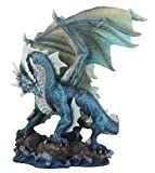Water Dragon Collectible Figurine