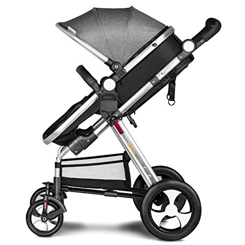 2 In 1 Baby Prams - 1